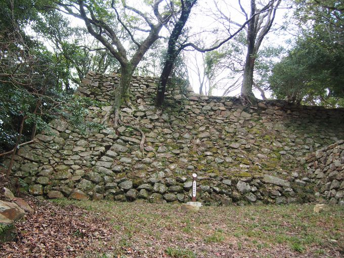 南方の防衛拠点「南の丸」