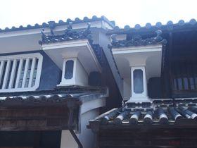 徳島の軒下に見る建築の粋「うだつ」~吉野川流域、脇町・貞光~|徳島県|トラベルjp<たびねす>