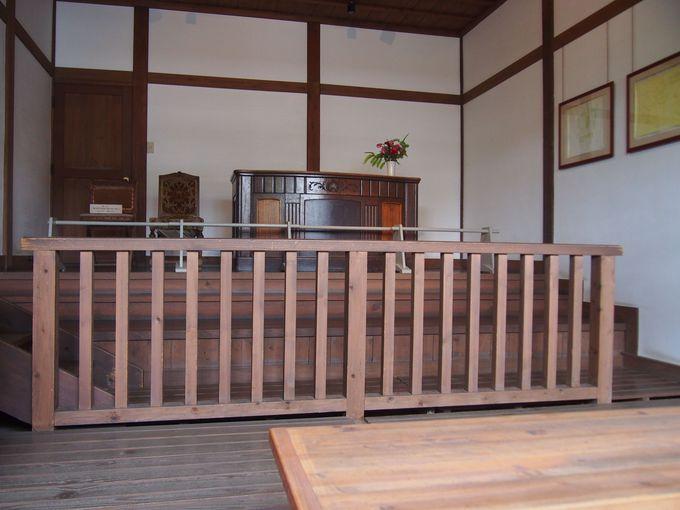 裁判所としても使用「水沢県庁記念館」