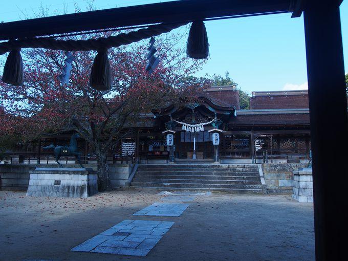 確かな歴史と確かな格式「賀茂神社」