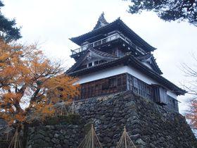 北陸唯一の現存天守はまさに古城の趣~丸岡城~|福井県|トラベルjp<たびねす>