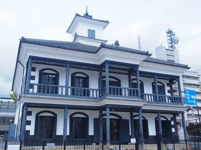 山梨の洋化政策を伝える「藤村記念館」