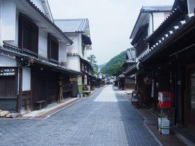 製塩で栄え、町人文化に彩られた風雅の町~広島・竹原~|広島県|トラベルjp<たびねす>