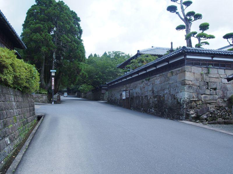自慢の杉と石垣の技芸光る美しき日向の小京都〜宮崎・飫肥〜