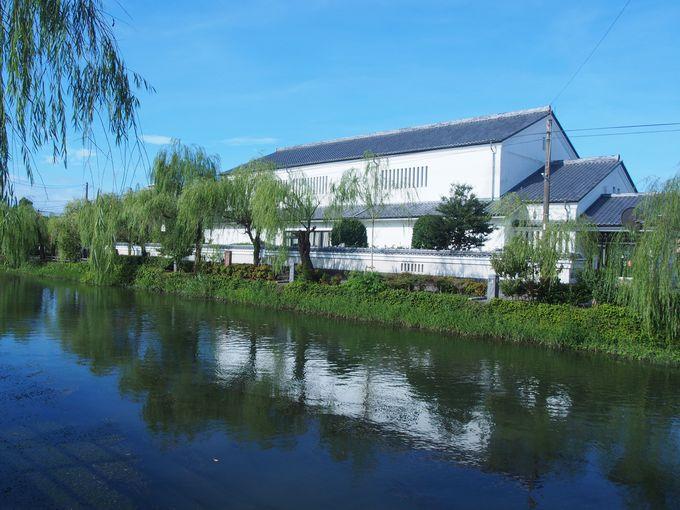 柳川城のことと運河