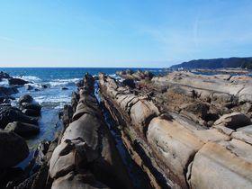 現代アートのような高知南西の絶景~竜串見残し海岸~|高知県|トラベルjp<たびねす>