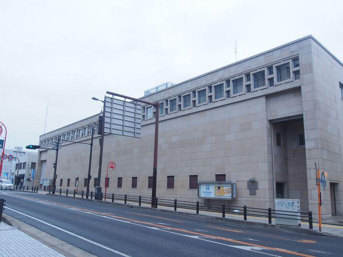 村野藤吾の作品も「池田泉州銀行泉州営業部」
