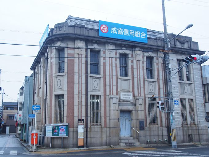 設計は辰野金吾?「旧四十三銀行岸和田支店」