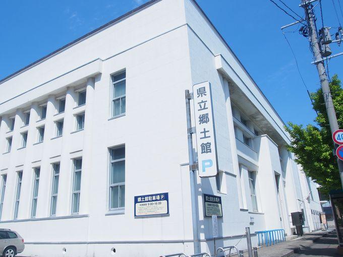 青森のことと人を伝える「青森県立郷土館と棟方志功記念館」