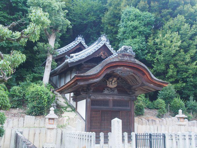 町名の由来「叡福寺・聖徳太子廟」