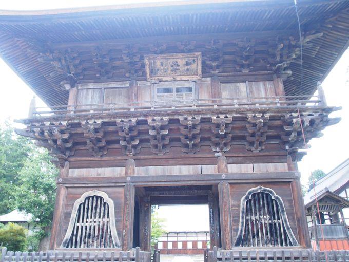 弘前城下の様々な物語を今に伝える曹洞宗寺院群~禅林街~
