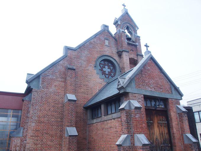 北国に見る多彩なキリスト教の広がり~弘前市街の教会群~