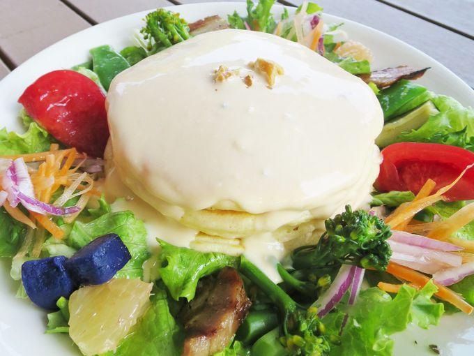 那須の高原野菜を使用した森のvoivoiスペシャルメニュー
