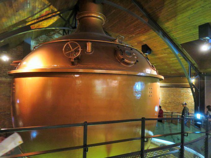 超巨大な煮沸釜(ウォルトパン)