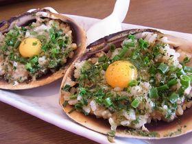 こんなアサリは見た事がない!渥美半島「永吉茶屋」で食す「焼き大あさり」|愛知県|トラベルjp<たびねす>