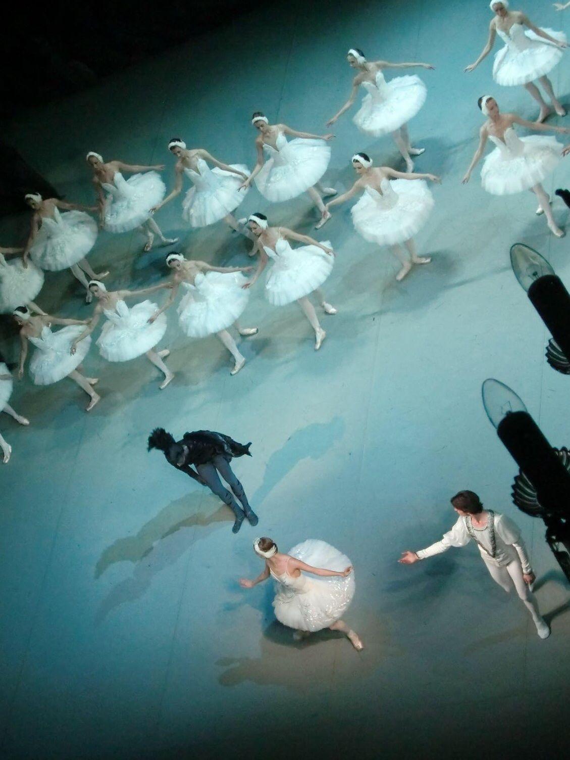 バレエの公演を楽しもう!