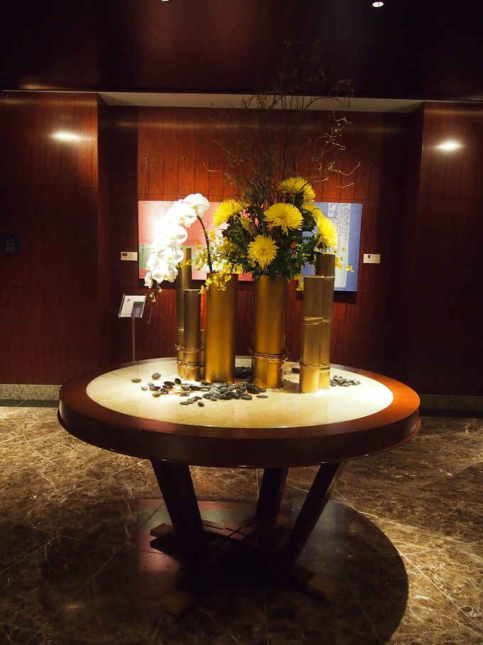 3.ANAインターコンチネンタルホテル東京