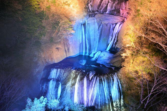 茨城観光で見逃せない!全国を代表する美しき日本三名瀑「袋田の滝」