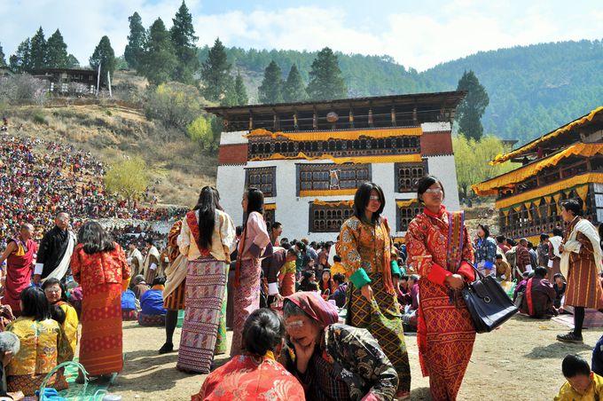 着道楽と呼ばれるブータンの民族衣装を堪能しよう
