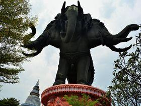 重さ250tの象も!バンコク近郊「エラワンミュージアム」が凄い!