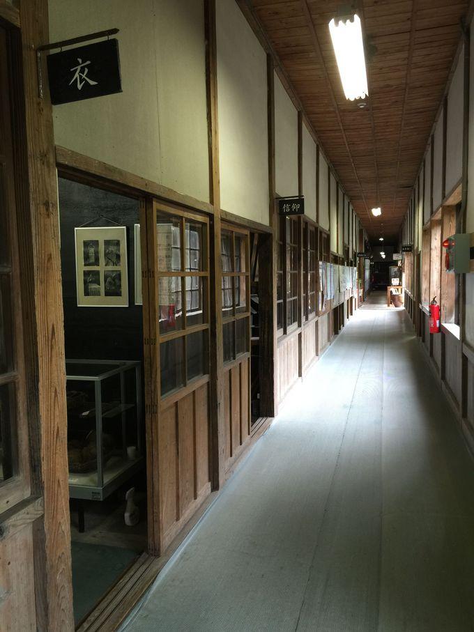 ノスタルジー空間で学ぶ・佐渡国小木民俗博物館
