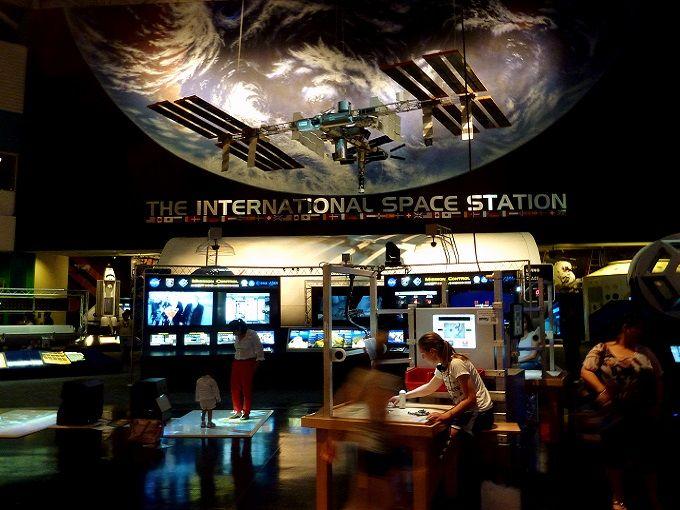 「ジョンソン宇宙センター」とは?