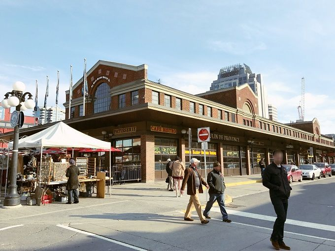 19世紀の街並みで買い物&グルメ「バイワードマーケット」