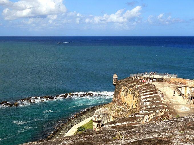 「プエルトリコ」の世界遺産はまさにRPGの世界!