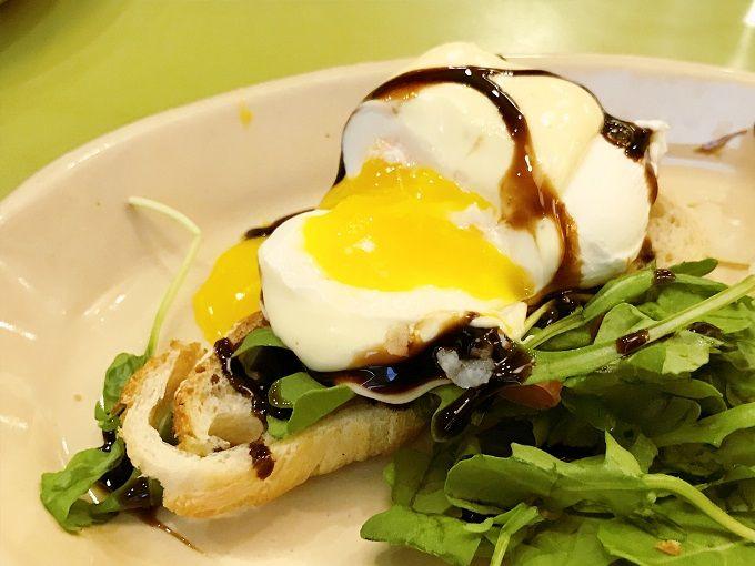 3時間待ちしても食べたい!「スヌーズ」の平飼い卵料理