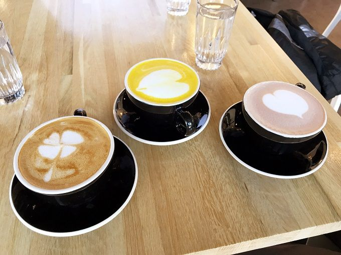 ラスベガスの自家焙煎カフェ「ベスタ・コーヒーロースターズ」