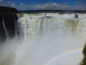 絶景写真を撮るならここ!世界三大瀑布イグアスの滝を歩く