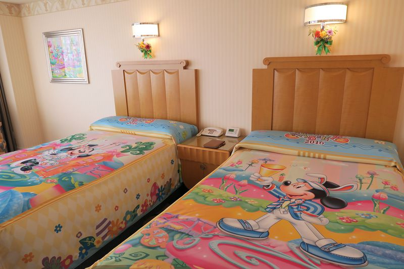 泊まってみたい!「ディズニーアンバサダーホテル」夢のイースター・デコレーションルーム