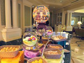 東京ディズニーランドホテルの春限定「イースター・ブッフェ」お料理、パン、スイーツが食べ放題!|千葉県|トラベルjp<たびねす>