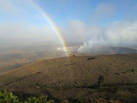 ハワイ島に行ったら絶対訪れたい!生きた地球を体感キラウエア火山国立公園