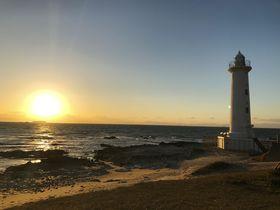 夕日と灯台が美しい愛知県・美浜町「野間灯台」はドライブ・デートにも最適!|愛知県|トラベルjp<たびねす>