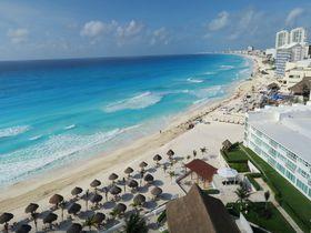 目の前はカンクンビーチの絶景!リーズナブルに泊まる メキシコ「クリスタル・カンクン」