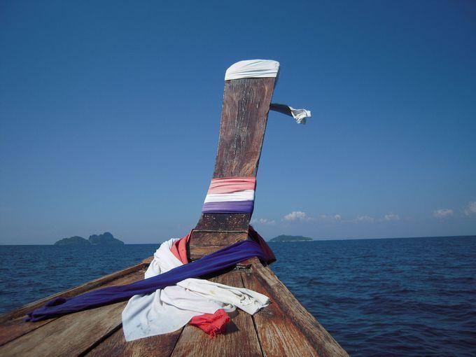 バンブー島へのアクセス