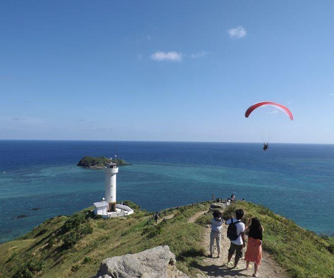 水平線が丸く見える場所!見渡す限りブルーの海が広がる平久保崎灯台