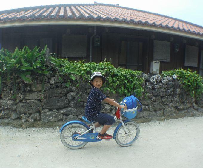 子連れで楽しむ竹富島観光!水牛にレンタサイクル、グラスボートで沖縄を満喫