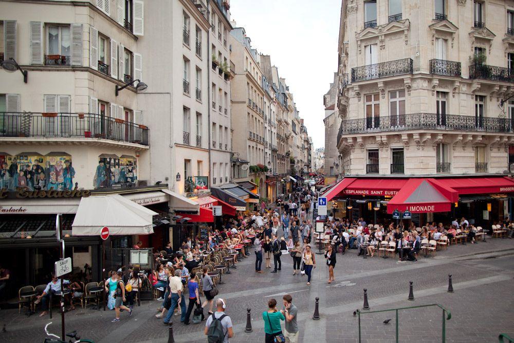 庶民的な商店街よりパリのエコロジー精神を発信!