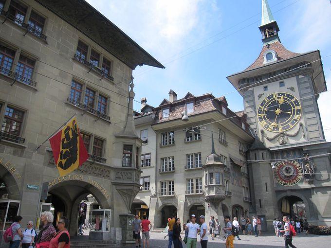 ベルン旧市街の歴史をさっと知ってみよう