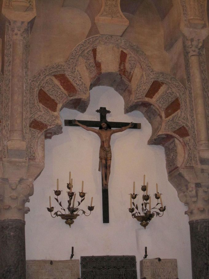 メスキータ、イスラムとキリスト教が混在する奇跡の寺院