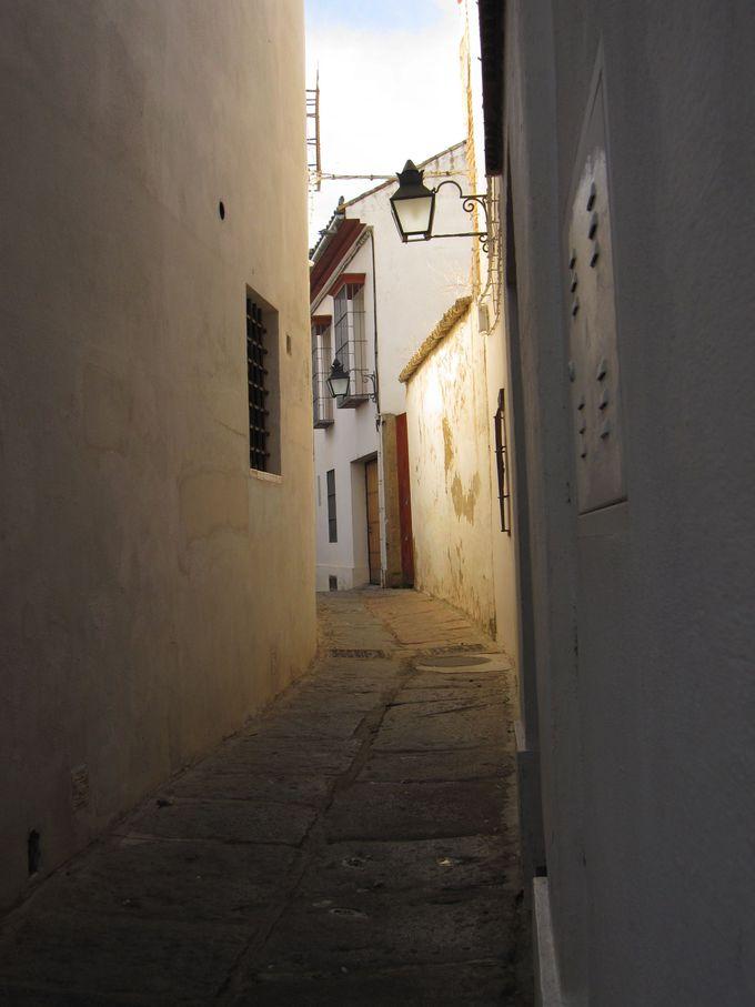 先ずはコルドバの町を散策してみよう