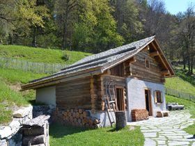 スイスといえばハイジ!マイエンフェルトのハイジ村へ行こう