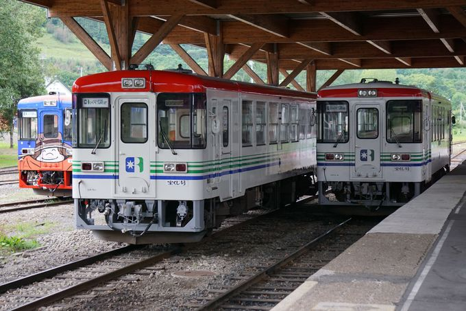 日本一長い鉄道運転体験