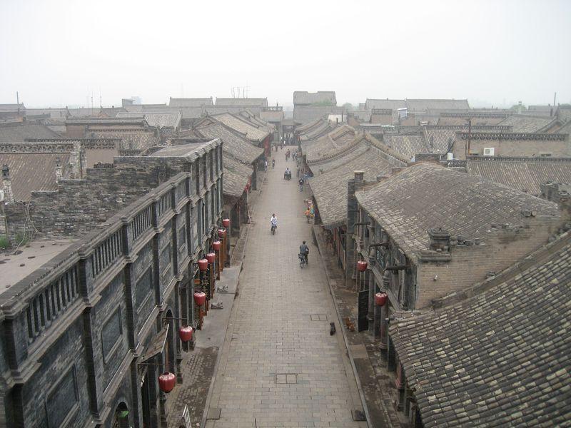 保存状態はピカイチ。中国の穴場世界遺産「平遥古城」が狙い目!