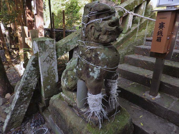 長崎くんちで知られる「諏訪神社」はパワースポットの宝庫?