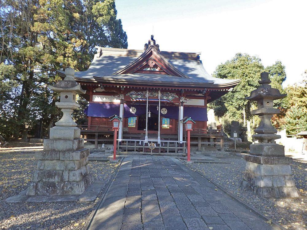 源義家建立、源姓足利氏の氏寺でもある「下野國一社八幡宮」