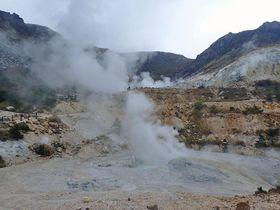 裏が火口の湯布院の秘湯!「塚原温泉」は強酸性の美肌の湯
