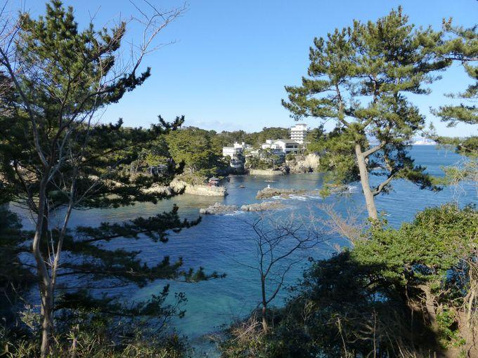 五浦岬公園から美しい五浦海岸の風景を写真に収めよう